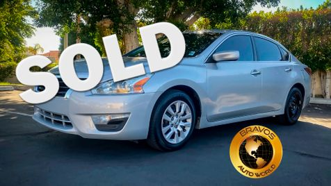 2014 Nissan Altima 2.5 S in cathedral city