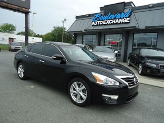 2014 Nissan Altima 2.5 SV Charlotte, North Carolina