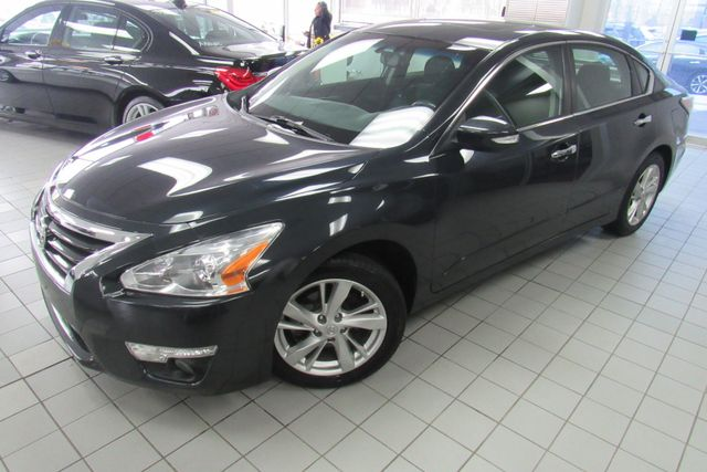 2014 Nissan Altima 2.5 SV Chicago, Illinois 2
