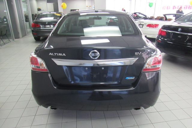2014 Nissan Altima 2.5 SV Chicago, Illinois 4