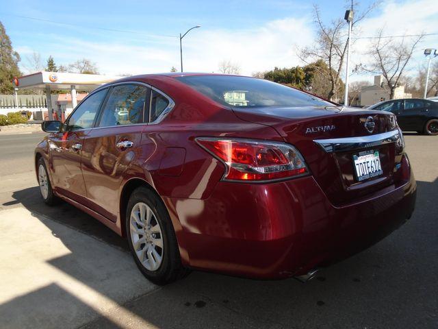 2014 Nissan Altima 2.5 Chico, CA 2