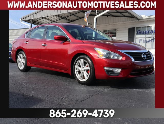 2014 Nissan Altima 2.5 SV in Clinton, TN 37716