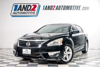 2014 Nissan Altima 2.5 SV in Dallas TX