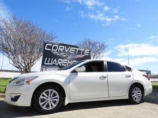 2014 Nissan Altima 2.5 S Sedan, Auto, CD Player, Alloy Wheels 62k! | Dallas, Texas | Corvette Warehouse  in Dallas Texas