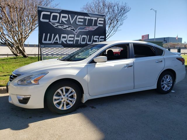 2014 Nissan Altima 2.5 S Sedan, Auto, CD Player, Alloy Wheels 62k! | Dallas, Texas | Corvette Warehouse  in Dallas Texas