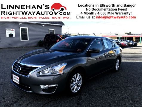 2014 Nissan Altima 2.5 S in Bangor