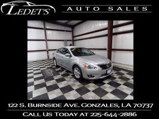 2014 Nissan Altima 2.5 SL - Ledet's Auto Sales Gonzales_state_zip in Gonzales