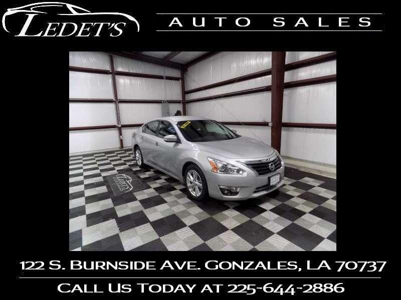 2014 Nissan Altima 2.5 SL - Ledet's Auto Sales Gonzales_state_zip in Gonzales Louisiana