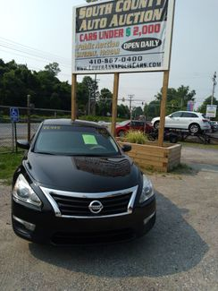 2014 Nissan Altima in Harwood, MD