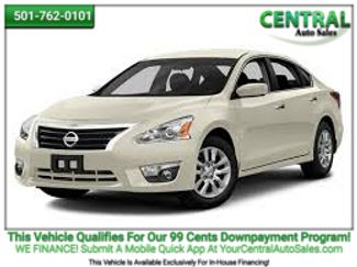 2014 Nissan ALTIMA  | Hot Springs, AR | Central Auto Sales in Hot Springs AR