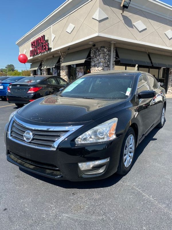 2014 Nissan Altima 2.5 | Hot Springs, AR | Central Auto Sales in Hot Springs AR