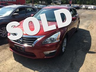 2014 Nissan Altima 2.5 S - John Gibson Auto Sales Hot Springs in Hot Springs Arkansas