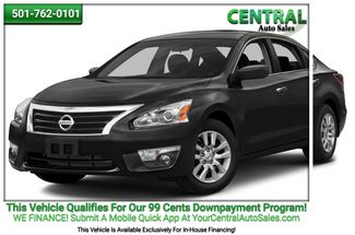 2014 Nissan Altima in Hot Springs AR