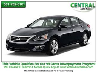 2014 Nissan Altima 2.5 SL | Hot Springs, AR | Central Auto Sales in Hot Springs AR