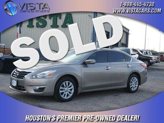 2014 Nissan Altima 25 S  city Texas  Vista Cars and Trucks  in Houston, Texas