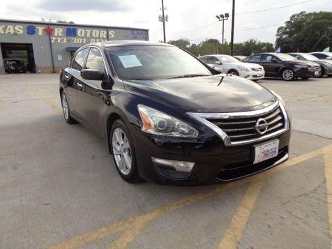2014 Nissan Altima 2.5 SV in Houston