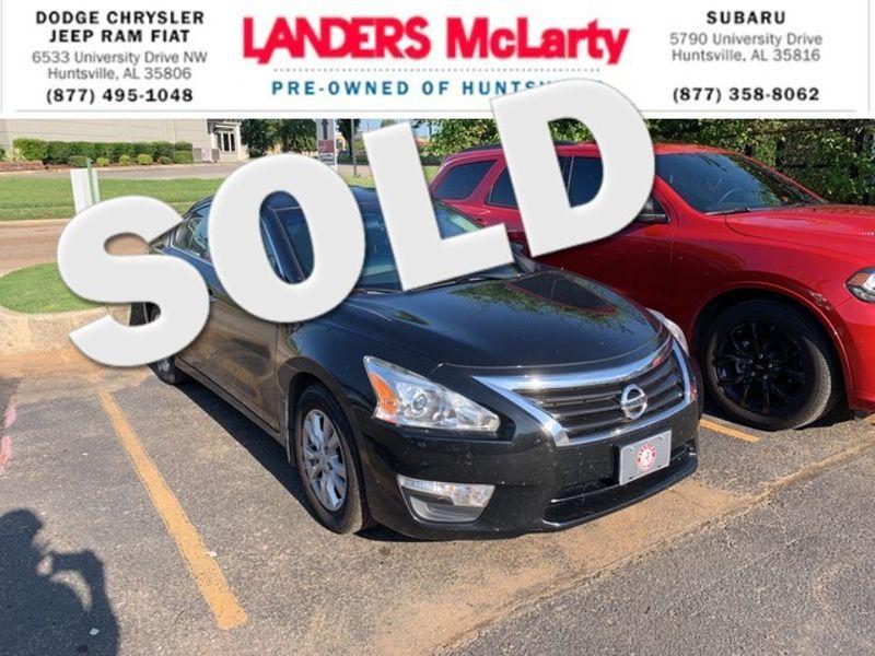 2014 Nissan Altima 2.5 S | Huntsville, Alabama | Landers Mclarty DCJ & Subaru in Huntsville Alabama