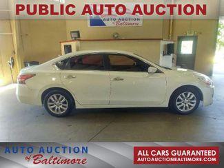 2014 Nissan Altima 2.5 S   JOPPA, MD   Auto Auction of Baltimore  in Joppa MD