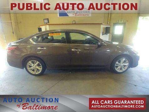 2014 Nissan Altima 2.5 S   JOPPA, MD   Auto Auction of Baltimore  in JOPPA, MD