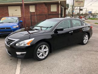 2014 Nissan Altima 2.5 SV Knoxville , Tennessee 8