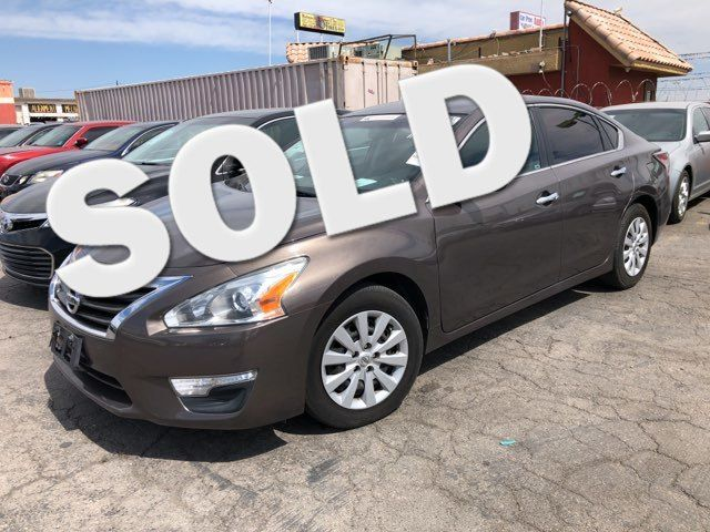 2014 Nissan Altima 2.5 S CAR PROS AUTO CENTER (702) 405-9905 Las Vegas, Nevada