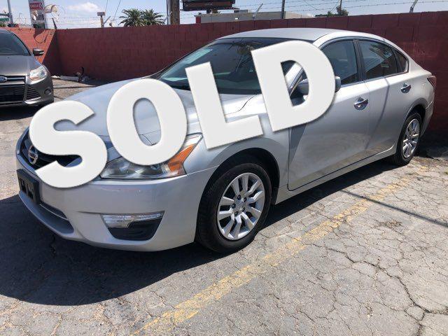 2014 Nissan Altima 2.5 CAR PROS AUTO CENTER (702) 405-9905 Las Vegas, Nevada