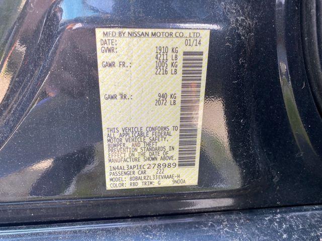 2014 Nissan Altima 2.5 S Madison, NC 3
