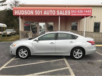 2014 Nissan Altima 2.5 SL | Myrtle Beach, South Carolina | Hudson Auto Sales in Myrtle Beach South Carolina