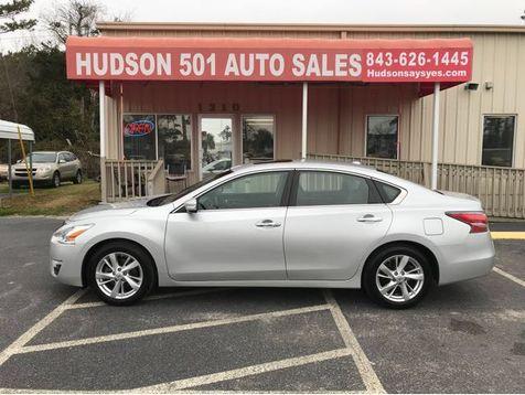 2014 Nissan Altima 2.5 SL | Myrtle Beach, South Carolina | Hudson Auto Sales in Myrtle Beach, South Carolina