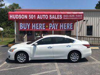 2014 Nissan Altima 2.5 S | Myrtle Beach, South Carolina | Hudson Auto Sales in Myrtle Beach South Carolina