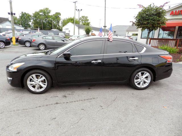 2014 Nissan Altima 2.5 SV in Nashville, Tennessee 37211