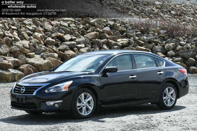 2014 Nissan Altima 2.5 SV Naugatuck, Connecticut