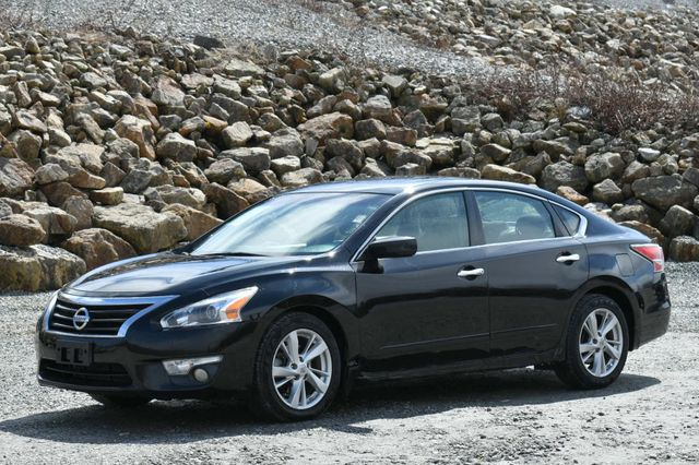 2014 Nissan Altima 2.5 SV Naugatuck, Connecticut 2