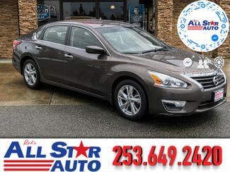 2014 Nissan Altima 2.5 SV in Puyallup Washington, 98371