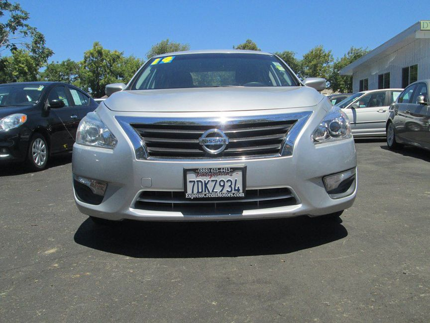 U003c 2014 Nissan Altima 2.5 In San Jose CA, ...