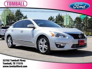 2014 Nissan Altima 3.5 SL in Tomball, TX 77375
