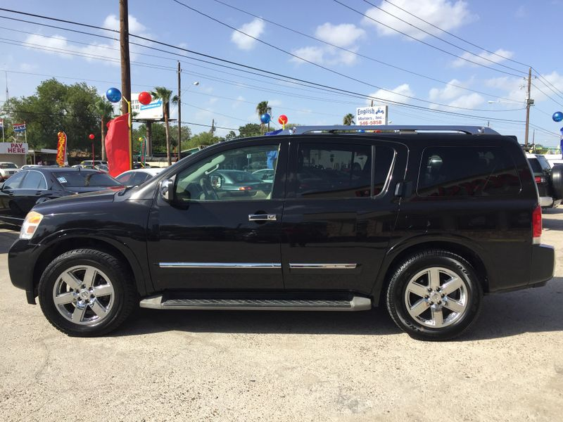 2014 Nissan Armada SV  Brownsville TX  English Motors  in Brownsville, TX