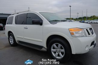 2014 Nissan Armada SV in Memphis, Tennessee 38115