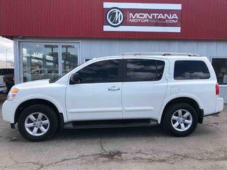 2014 Nissan Armada SV  city Montana  Montana Motor Mall  in , Montana