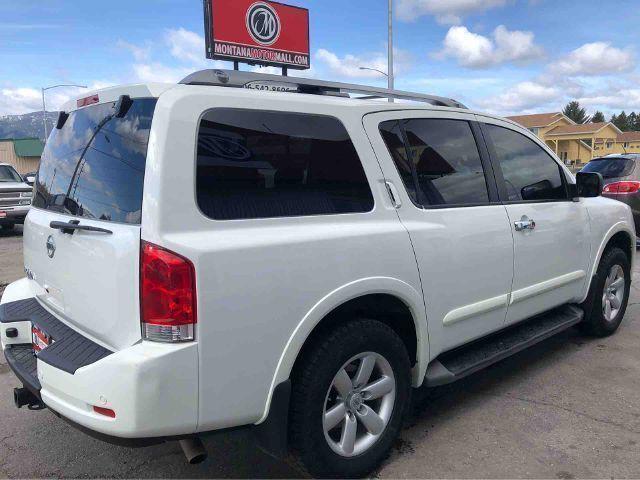 2014 Nissan Armada SV in Missoula, MT 59801