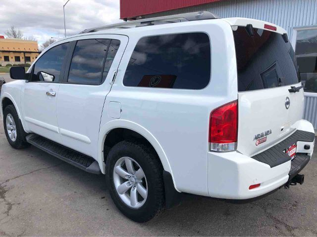 2014 Nissan Armada SV in Missoula, MT 59801