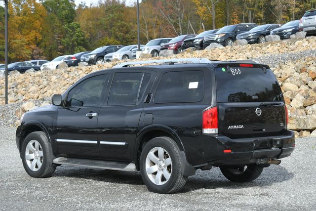 2014 Nissan Armada Naugatuck, Connecticut 2
