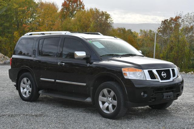 2014 Nissan Armada Naugatuck, Connecticut 6