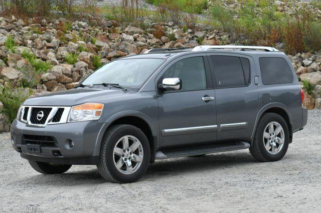 2014 Nissan Armada Platinum Naugatuck, Connecticut 2