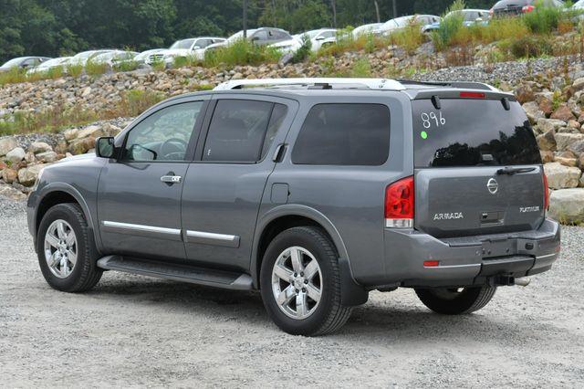 2014 Nissan Armada Platinum Naugatuck, Connecticut 4