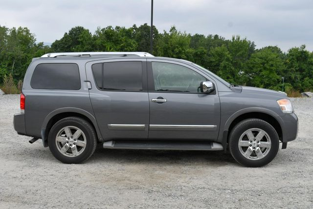 2014 Nissan Armada Platinum Naugatuck, Connecticut 7