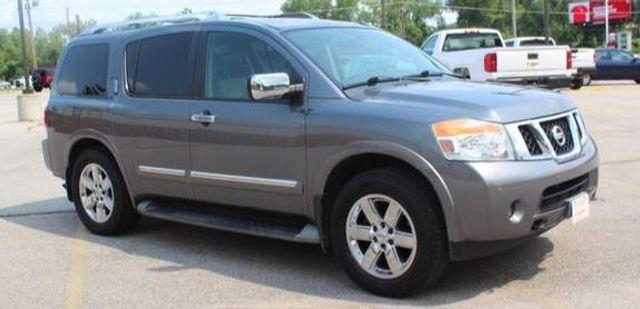 2014 Nissan Armada Platinum St. Louis, Missouri 0