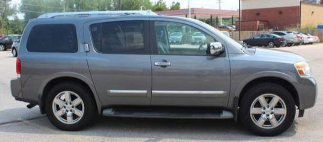 2014 Nissan Armada Platinum St. Louis, Missouri 3