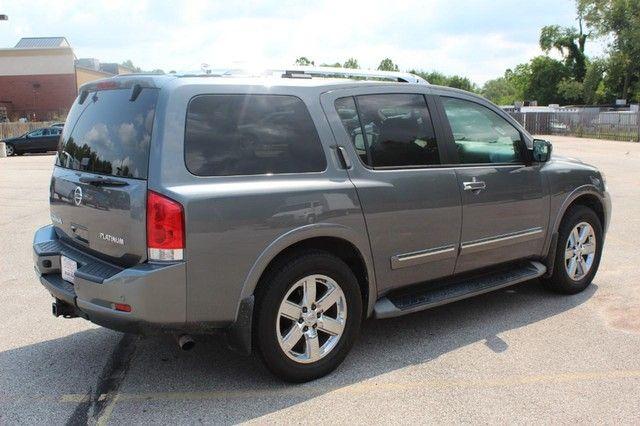 2014 Nissan Armada Platinum St. Louis, Missouri 4