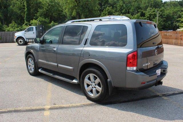 2014 Nissan Armada Platinum St. Louis, Missouri 6